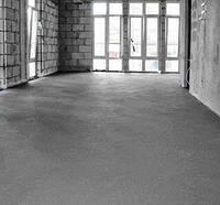 Самовирівнюючастяжка підлоги, нюанси роботи