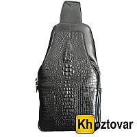 "Мужская сумка ""Аллигатор"" Alligator"