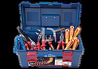 Набор диэлектрического инструмента в кейсе 21 предмет
