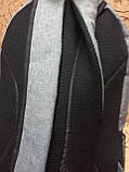 (44*30-большое)Рюкзак спортивный reebok Мессенджер спорт городской стильный Школьный рюкзак только опт, фото 6