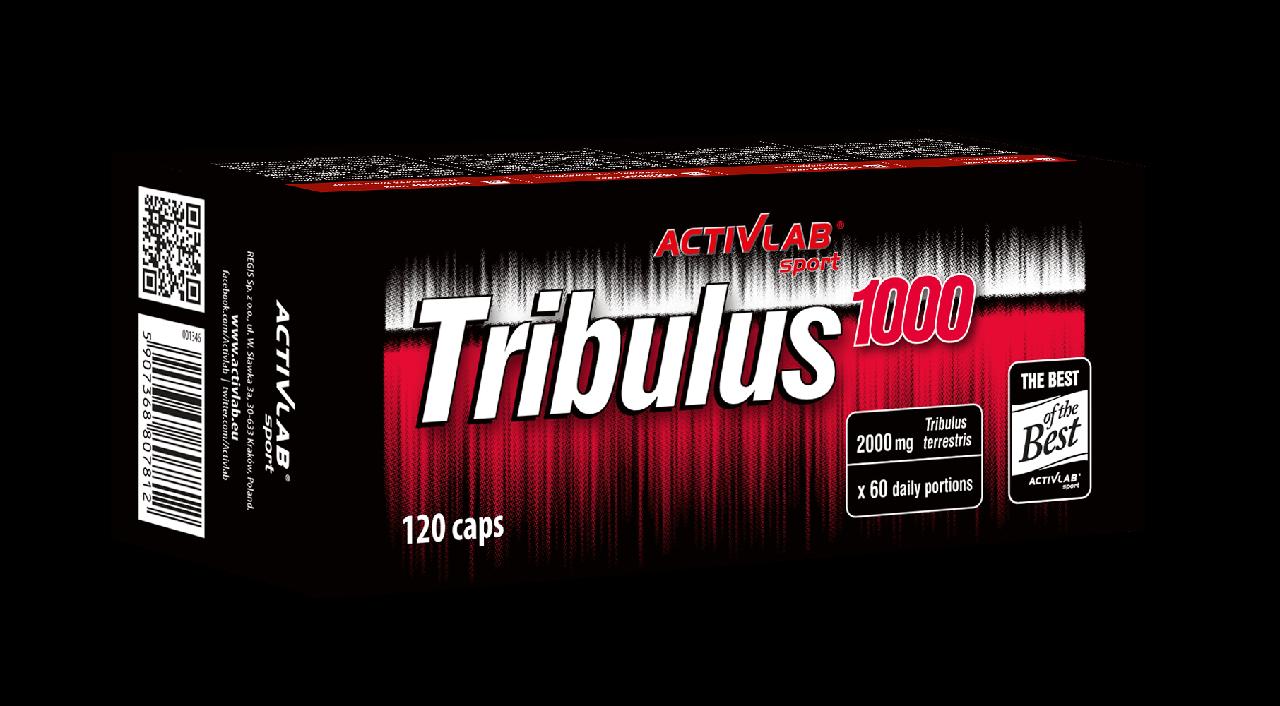 ActivLab Tribulus 1000 120 caps
