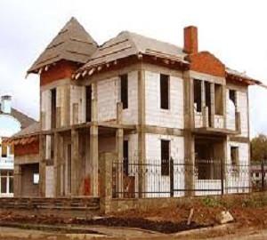 Каркасноблоковий будинок