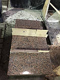 Гранитная плитка межиричка 60х30, фото 2