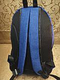 (44*30-большое)Рюкзак спортивный fila Мессенджер спорт городской стильный Школьный рюкзак только опт, фото 4