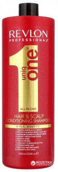 Revlon Uniq One Hair&Scalp Conditioning Shampoo Original - Шампунь-кондиционер