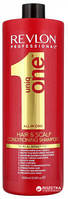 Revlon Uniq One Hair&Scalp Conditioning Shampoo Original - Шампунь-кондиционер