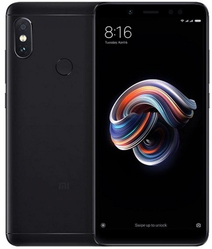Смартфон Xiaomi Redmi S2 3/32GB Black Global Rom