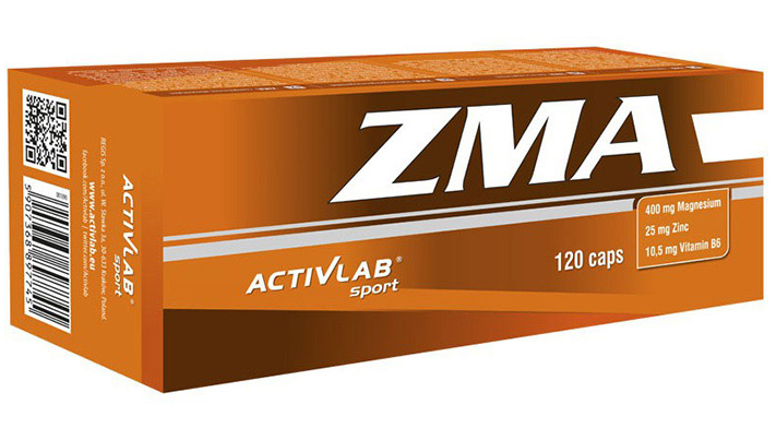 ActivLab ZMA 120 caps