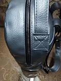 Женский рюкзак искусств кожа love moschino качество городской стильный Популярный только опт, фото 3