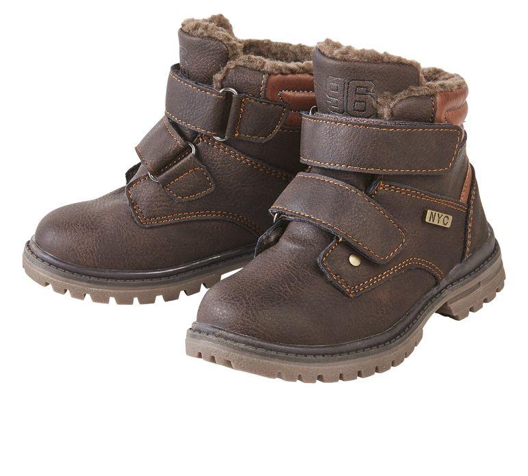 Детская обувь LiDL LUPILU Germany, сапоги и ботинки для мальчиков
