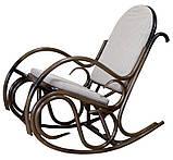 Кресло-качалка «Олимп» из ротанга, фото 2