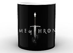 Кружка GeekLand Game of Thrones Игра Престолов  надпись GT.02.020