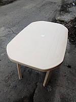 Стол пластиковый большой, 120*75 см, базовый