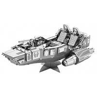 Металлическая сборная 3D модель Star Wars - First Order Snowspeeder, Metal Earth (MMS268)