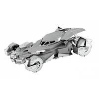 Металлическая сборная 3D модель Batman v Superman Batmobile, Metal Earth (MMS375)
