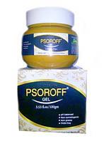 Натуральное средство от псориаза Psoroff для тела, фото 1