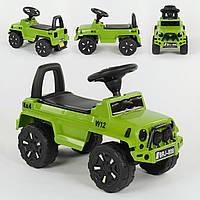 Машина-Толокар 808 G-8001 JOY Зеленый Гарантия качества Быстрая доставка