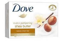 Крем-мыло Dove ваниль Объятия нежности 100 г