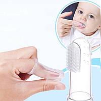 Зубная щетка для младенца