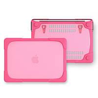 Чехол пластиковый для MacBook Air 13.3 Pro 13 2017 18 Pink, КОД: 396188