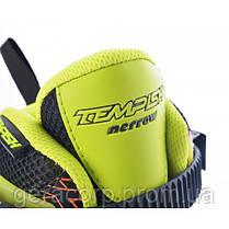 Раздвижные роликовые коньки Tempish Nerrow 4 зеленые  31-34, фото 3