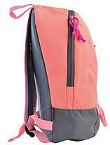 Рюкзак спортивный  VR-01 коралловый «YES», 557175, фото 2