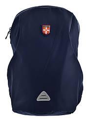 Рюкзак молодежный CA 183, темно-синий «YES», 557783
