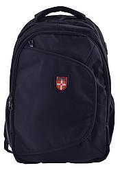 Рюкзак молодежный  CA 189,  темно-синий «YES», 557785