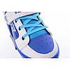 Детские раздвижные роликовые коньки Tempish Swist Flash синие (светящиеся колеса)  30-33, фото 4
