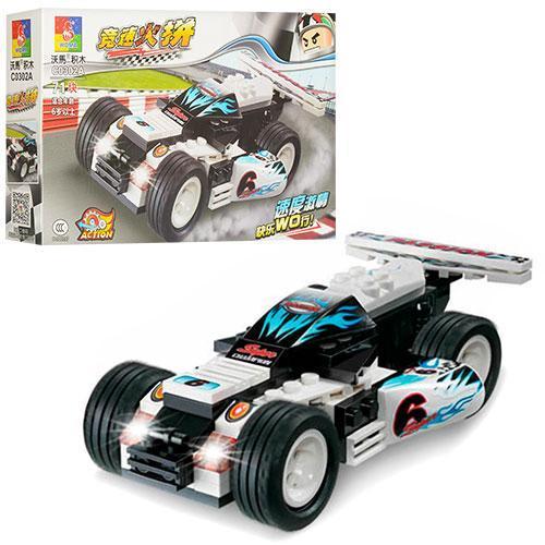 Конструктор C0302A гоночная машина