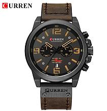 Мужские наручные часы CURREN с хронографом