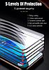 Защитное стекло (6D) Black для iPhone X / XS / 10 черный, фото 4