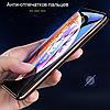 Защитное стекло (6D) Black для iPhone 6 Plus/6S Plus черный, фото 4
