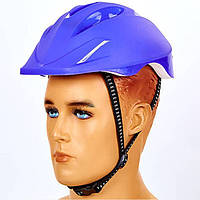Шлем защитный детский SK-506, фиолетовый