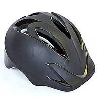 Шлем защитный детский SK-506, черный