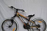 Велосипед алюминиеивый Profi - 20