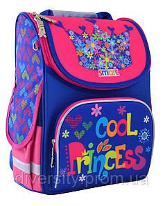 """Школьный рюкзак,каркасный PG-11 """"Cool Princess"""" серия """"Smart 555906"""