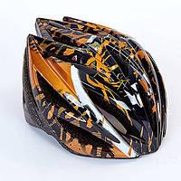 Шлем защитный с механизмом регулировки (L-54-56) SK-5612, золото, фото 1