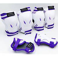 Защита детская наколенники налокотники перчатки SK-6967W