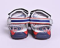 Сандалі дитячі (відкритий носок), фото 3