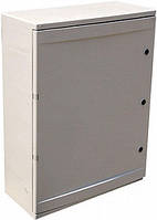 CP5102 Шкаф ударопрочный из АБС-пластика 250х330х130мм, IP65 с панелью под 18 модулей, (Енекст)