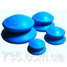 Банки массажные резиновые вакуумные, фото 3