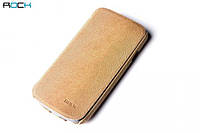 Чехол для Samsung Galaxy Nexus i9250 - ROCK Big City side flip leather case