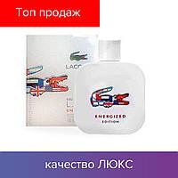 100 ml Lacoste L.12.12 Energized Pour Homme Eau de Toilette   Туалетная вода Лакосте Л.12.12Енерджайзед 100мл
