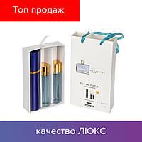 45 ml ( 3x15 ) Lacoste Essential Sport Blue. Eau de Parfume | Женские духи с феромонами, мини набор, парфюмы