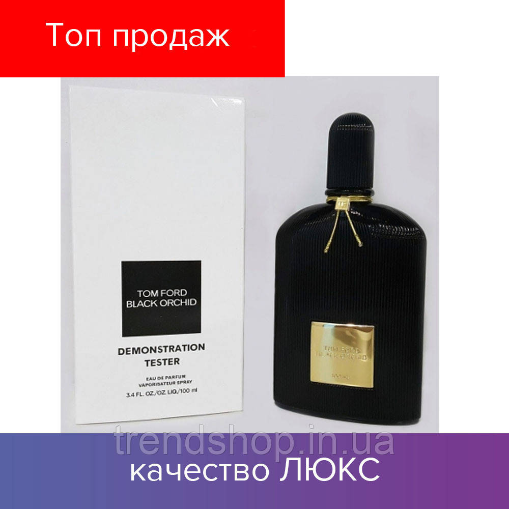 100 ml Tester Tom Ford Black Orchid. Eau de Toilette   Тестер Женская туалетная вода Том Форд Влек Орчид 100 мл