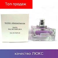 75 ml Tester Gucci Eau de Parfum 2  Тестер Парфюмированная вода Гучи 75 мл
