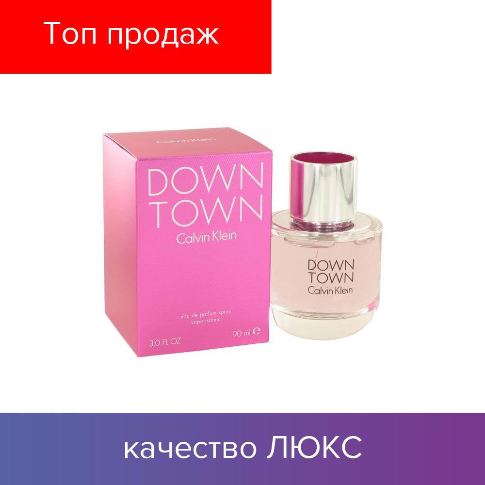 Calvin Klein Downtown Eau De Parfum 90 Ml парфюмированная вода