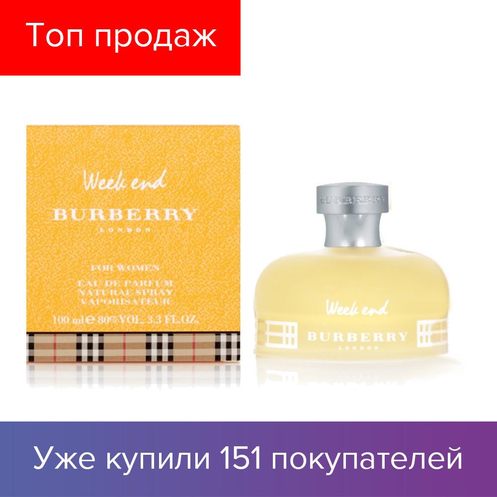 100 Ml Burberry Weekend Women Eau De Parfum женская