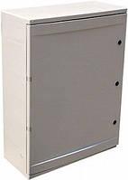 Шкаф ударопрочный из АБС-пластика 400х500х175мм, IP65 с панелью под 54 модуля, (Енекст)